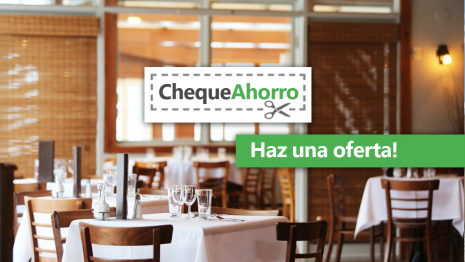 Ofertas en Córdoba, ChequeAhorro