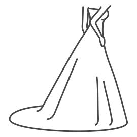 Vestidos de novia baratos en